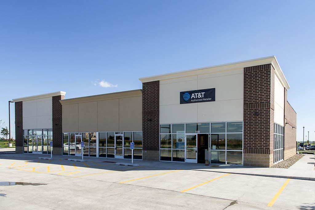 Grimes Retail Center