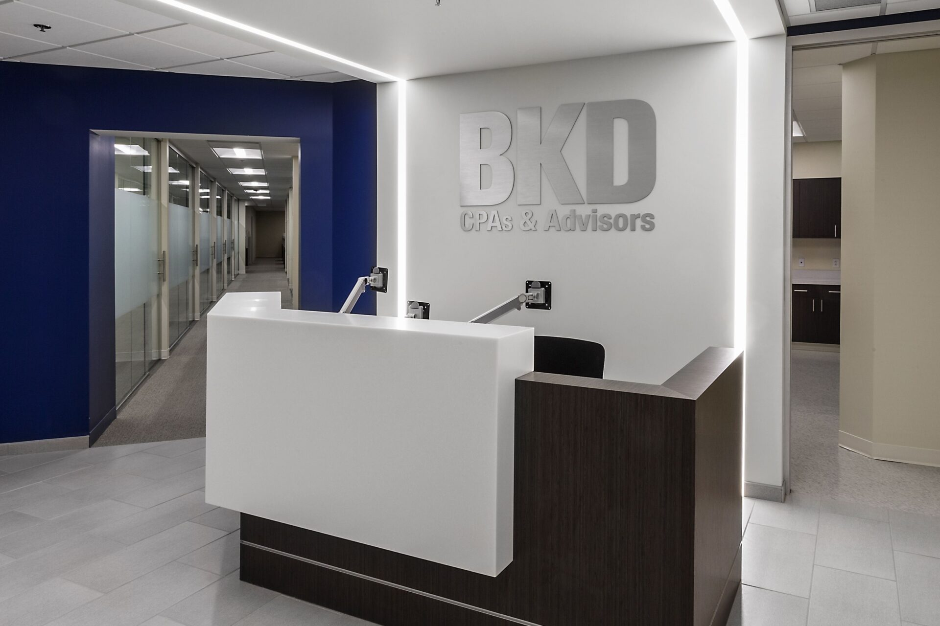BKD CPAs & Advisors Tenant Improvement