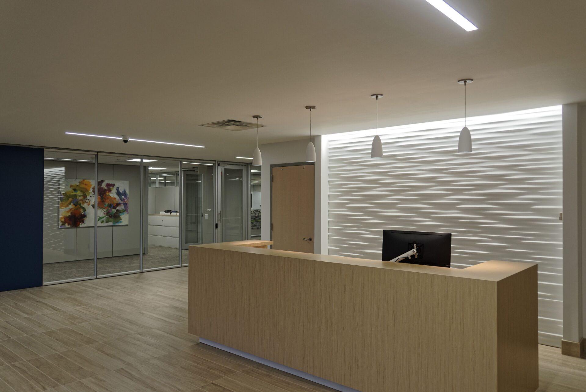 Affiliates Management Company Tenant Improvement